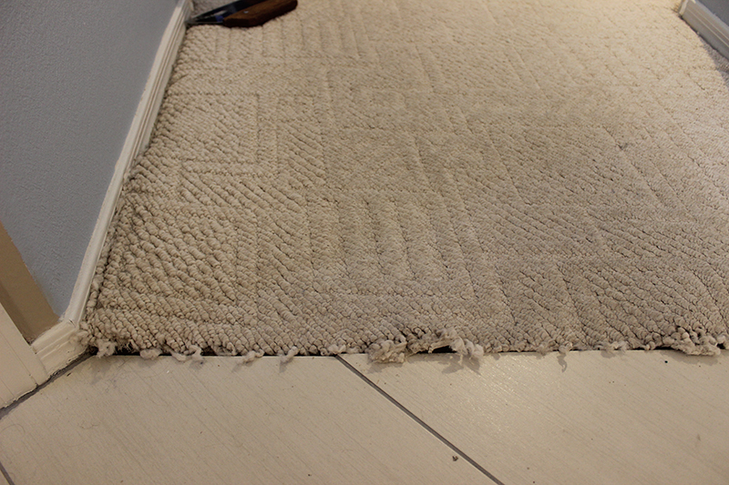 Before And After Las Vegas Carpet Repair Amp Cleaning